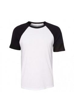 футболка мужская комбинированная , арт.22053/1