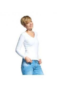 футболка женская длинный рукав арт 14080